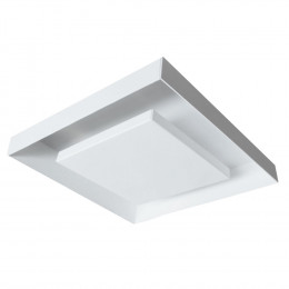 PLAFON ECLIPSE-Q 800 2X100W 78MM - BRANCO