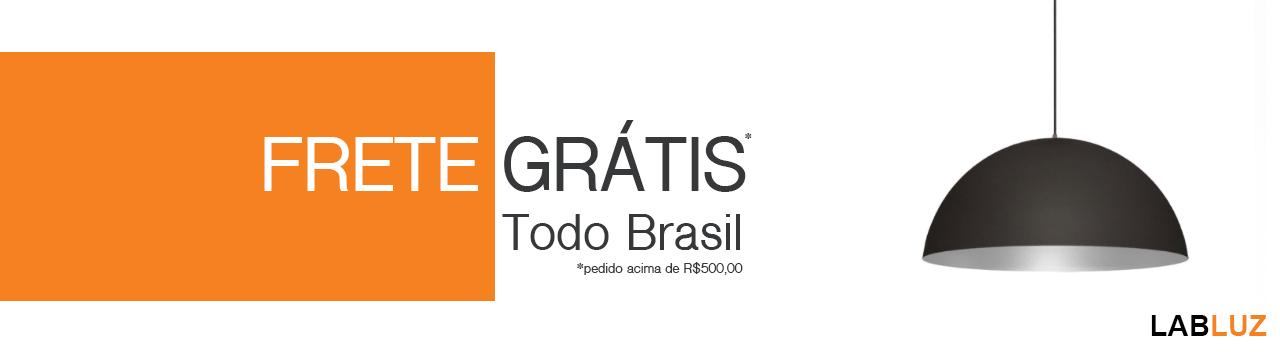Frete Grátis - 500