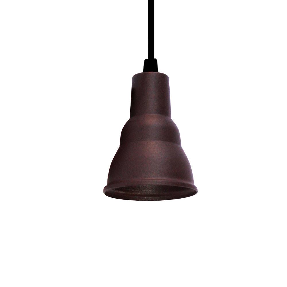 PENDENTE PIXEL PAR20 LED E27 - CORTEN