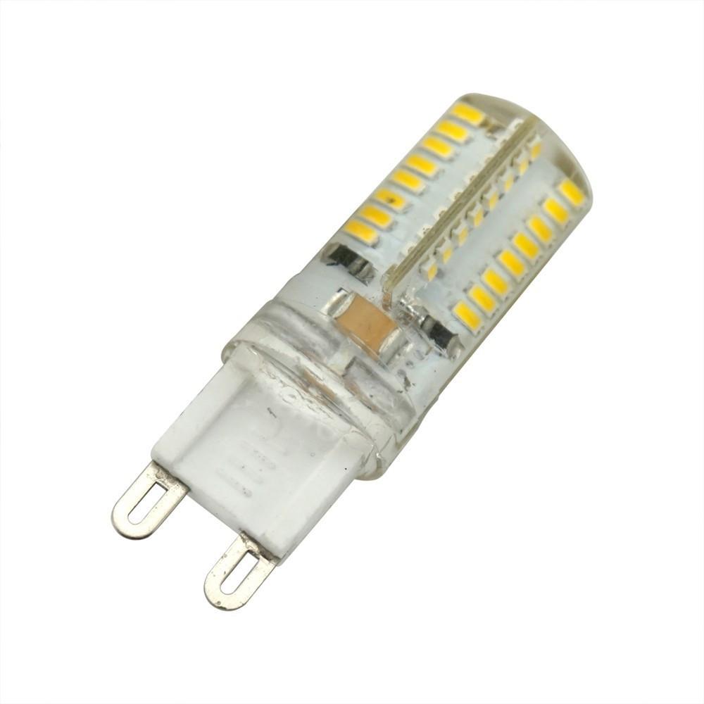 LÂMPADA LED BIPINO 3W G9 127V 3000K