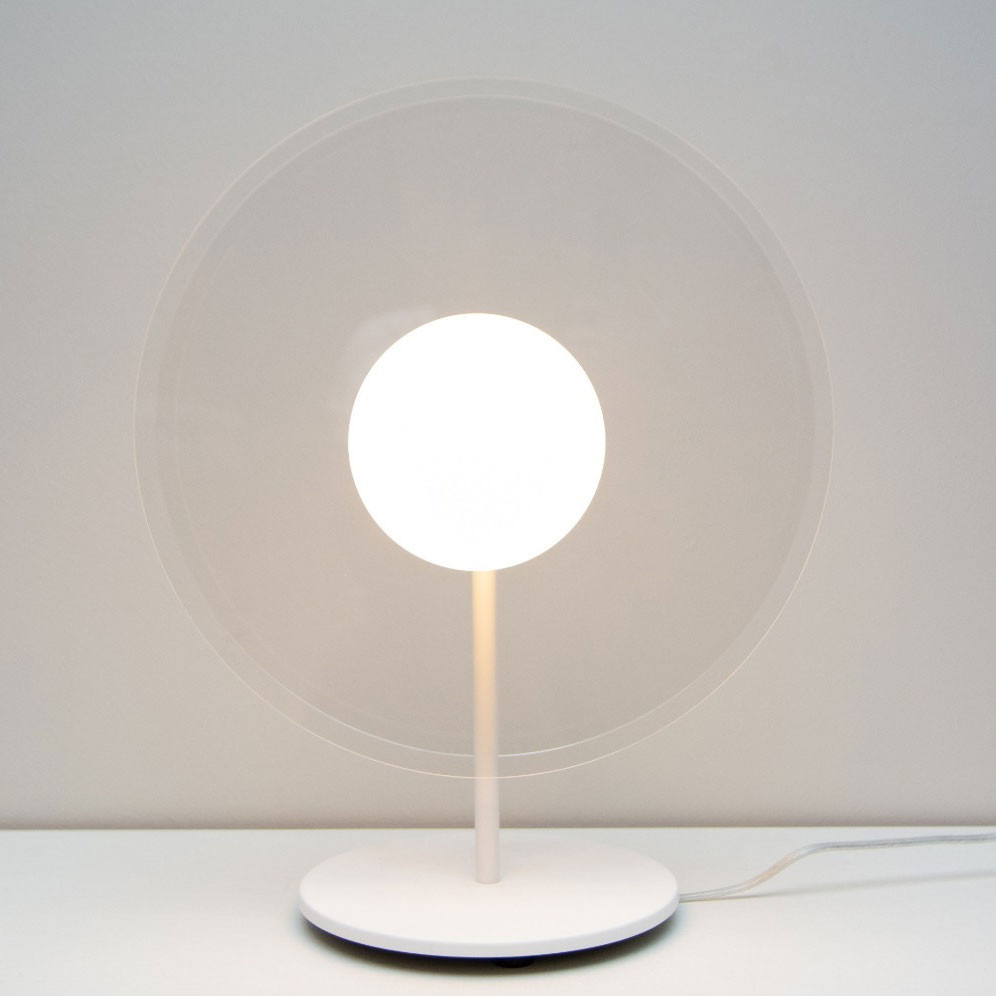 ABAJUR O2 OXIGÊNIO DUPLO 35 1XG9 LED