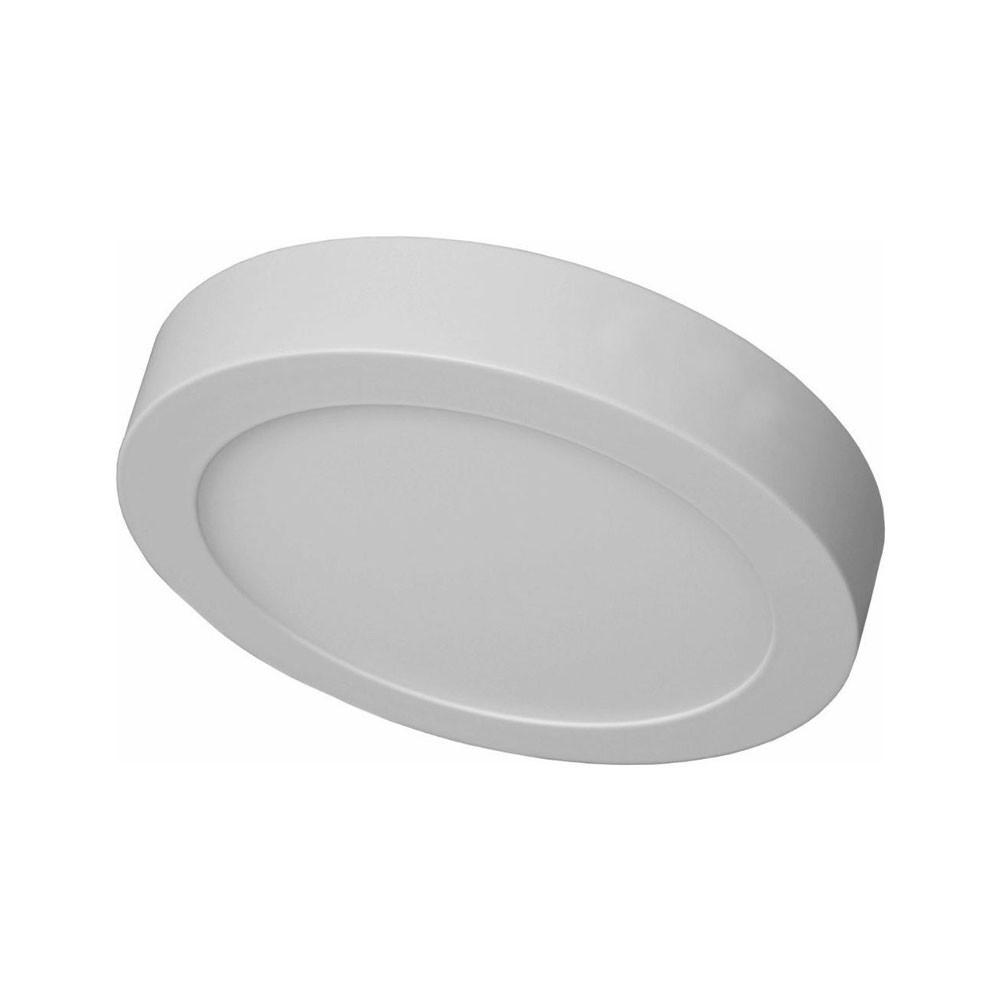 PLAFON LED-R 120 06 WATTS BIVOLT 3000K 420LM