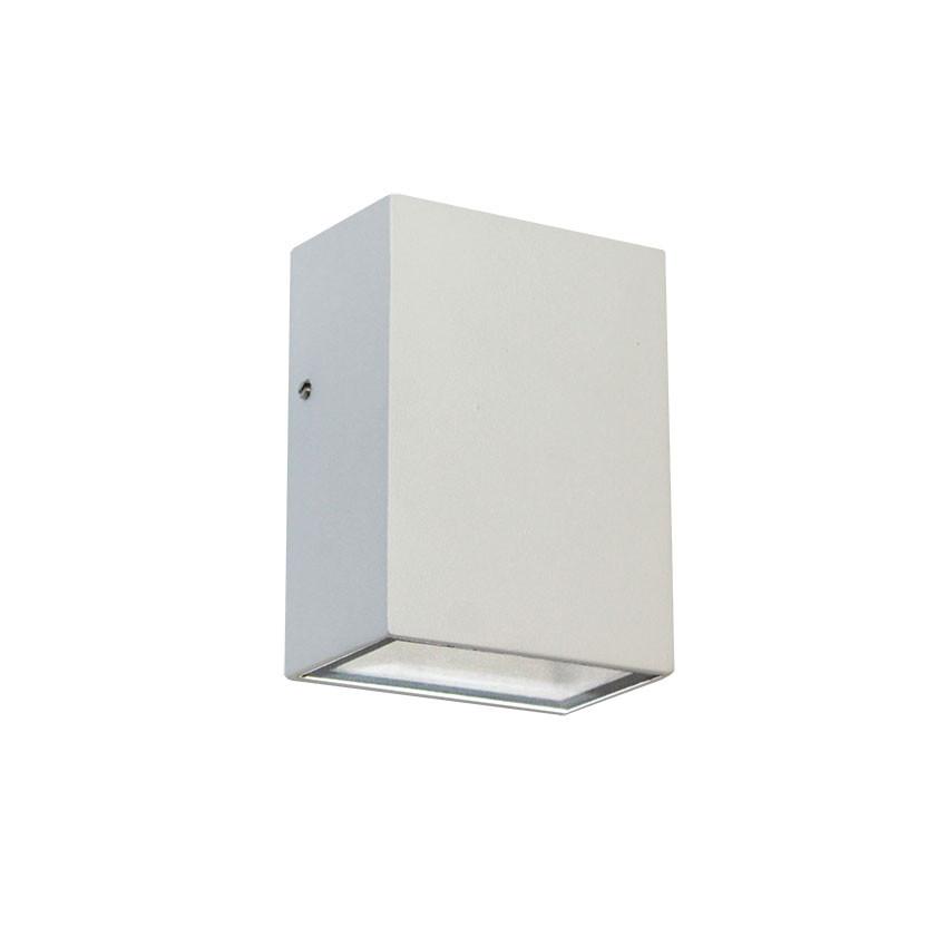VIGIA BOXLED 1 X 3W LED BIVOLT BRANCO