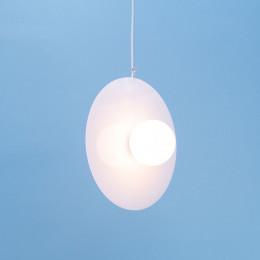 PENDENTE O2 OXIGÊNIO 35 2XG9 LED - LEITOSO