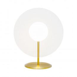 ABAJUR O2 OXIGÊNIO 35 1XG9 LED - CRISTAL