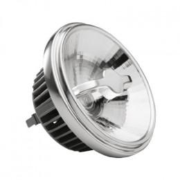 LÂMPADA LED AR111 REFLETORA 10W 220V 8° BRILIA
